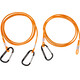 Swimrunners Hook-Cord 3 meter orange